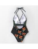 "Women Swimwear ,,Strawberry"""
