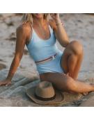 """Moteriškas Vientisas Maudymosi Kostiumėlis ,,Beach Bath"""""""